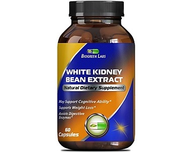 Biogreen Labs White Kidney Bean Extract Review - For Weight Loss