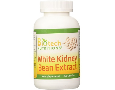 Biotech Nutritions White Kidney Bean Extract Review - For Weight Loss