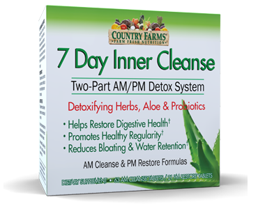 Country Farms 7-Day Inner Cleanse Review