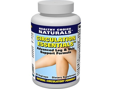 Healthy Choice Naturals Circulation Essentials Review