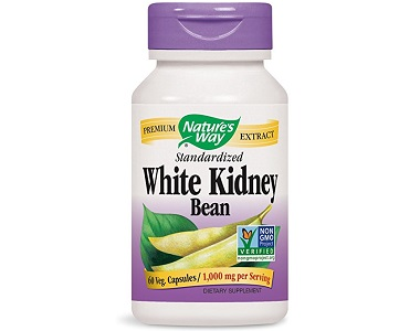 Nature's Way White Kidney Bean Review - For Weight Loss