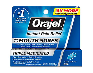 Orajel Mouth Sore Gel Review - For Relief From Canker Sores
