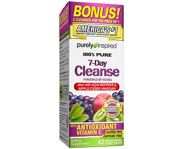 Purely Inspired 7 Day Cleanse Review - 7 Day Detox Supplement Plan