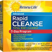 Renew Life Rapid Cleanse