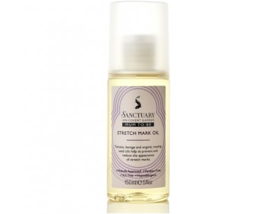 Sanctuary Spa Mum to be Stretch Mark Oil Review