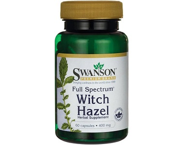 Swanson Premium Full Spectrum Witch Hazel Review