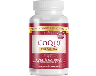 Premium Certified CoQ10 Premium Review - For Cardiovascular Health and Wellness