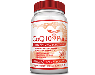Consumer Health CoQ10 Pure Review - For Cardiovascular Health and Wellness