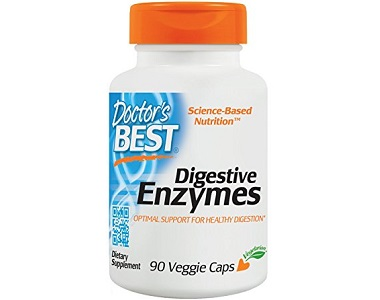 Doctor's Best Digestive Enzymes Review