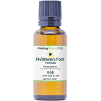 Healing Natural Oils H-Athletes Foot Formula