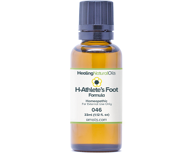 Healing Natural Oils H-Athletes Foot Formula Review - For Symptoms Associated With Athletes Foot