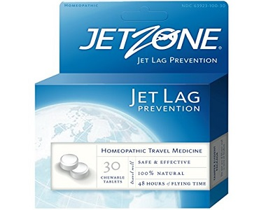 JetZone Jet Lag Prevention Review