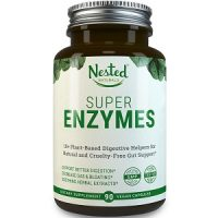 Nested Natural Super Enzymes