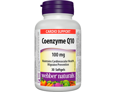 Webber Naturals Coenzyme Q10 Review - For Improved Cardiovascular Support