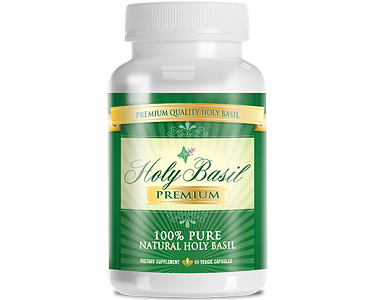 Premium Certified Holy Basil Premium Review - For Improved Overall Health