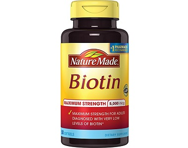 NatureMade Biotin Review