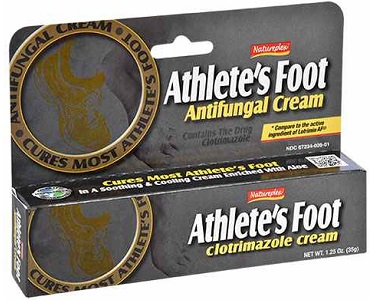 Natureplex Athlete's Foot Antifungal Cream Review - For Symptoms Associated With Athletes Foot