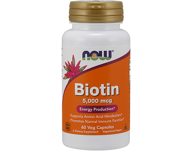Now Biotin Review - For Hair Loss, Brittle Nails and Unhealthy Skin