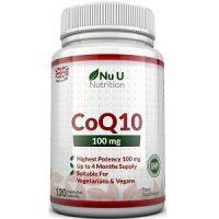 Nu U Nutrition CoQ10