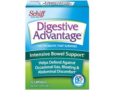 Schiff Digestive Advantage Intensive Bowel Support Review - For Increased Digestive Support And IBS