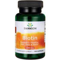 Swanson Biotin