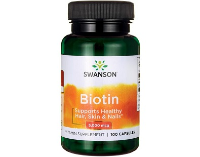 Swanson Biotin Review - For Hair Loss, Brittle Nails and Unhealthy Skin