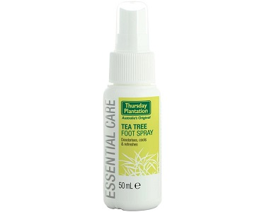 Thursday Plantation Tea Tree Foot Spray Review - For Reducing Symptoms Associated With Athletes Foot