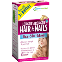 Applied Nutrition Longer Stronger Hair And Nails