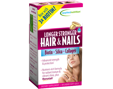 Applied Nutrition Longer Stronger Hair And Nails Review
