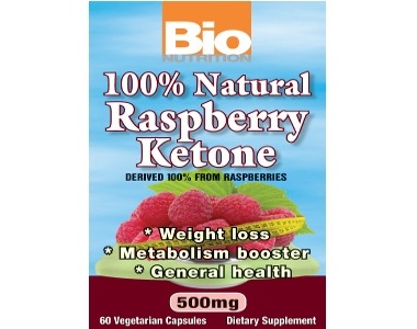 Bio Nutrition Raspberry Ketone For Weight Loss Review