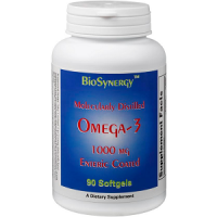 BioSynergy Omega-3 Fish Oil