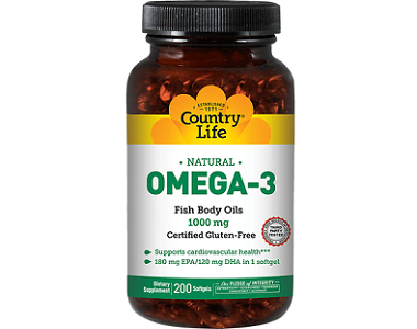 Country Life Omega-3 Review - For Improved Health and Wellbeing