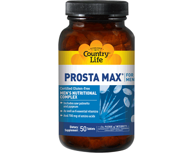 Country Life Prosta Max Prostate Support Formula Review