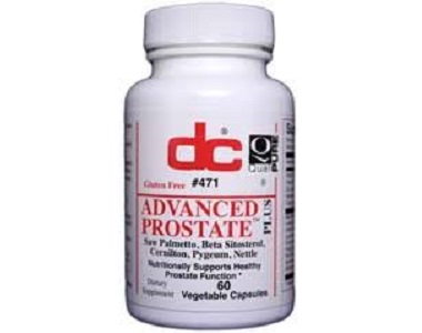 Dee Cee Laboratories Advanced Prostate Plus Review - For Enlarged Prostate Relief