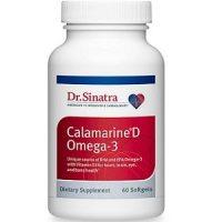 Dr Sinatra CalamarineD Omega-3