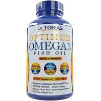 Dr. Tobias Optimum Omega 3 Fish Oil