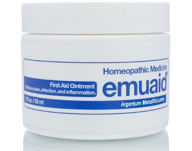 EMUAID homeopathic medicine Review