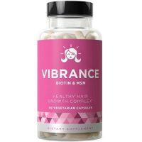 EU Natural Vibrance Healthy Hair Vitamins