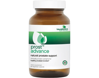 Futurebiotics ProstAdvance Prostate Support Supplement Review
