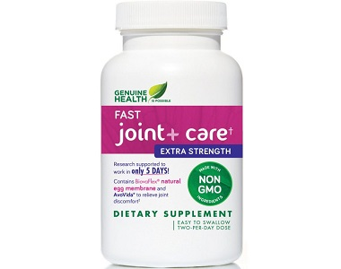 Genuine Health Fast Joint+ Care Extra Strength Review