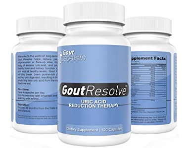 GoutResolve Review