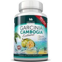 Hamilton Healthcare Garcinia Cambogia Extreme