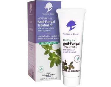 Healing Tree Healthy Nail Anti-Fungal Treatment Review - for Nail Fungus Treatment