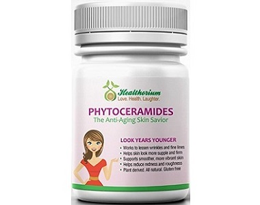 Healthorium Phytoceramides Anti Aging Supplement Review