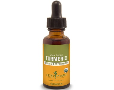 Herb Pharm Turmeric Review