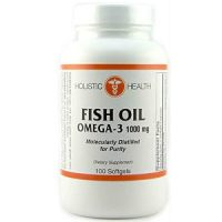 Holistic Health International Fish Oil Omega 3