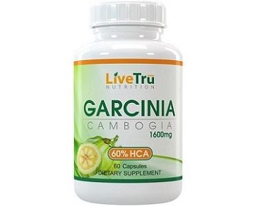 Livetru Nutrition Garcinia Cambogia Extract Review