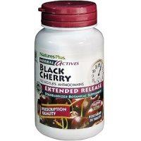 Nature's Plus Herbal Actives Black Cherry