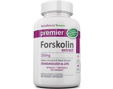 Nutra Beauty Nutrition Forskolin Extract Review