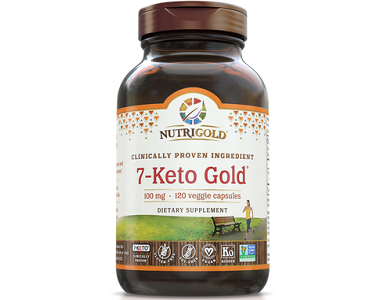 Nutrigold 7-Keto Gold for Weight Loss